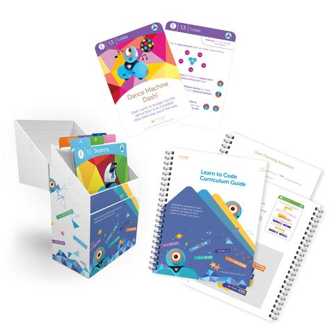 K-5 Learn to Code Curriculum Pack