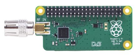 RASPBERRY PI TV HAT DVB-T/T2