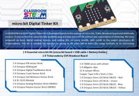 micro:bit Digital Tinker Kit (WITH MICRO:BIT starter kit)