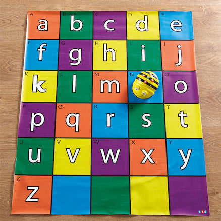 Bee-Bot® and Blue-Bot Alphabet Mat - CLASSROOM eShop