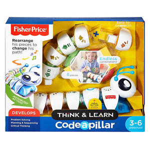 Fisher-Price Think & Learn Code-a-Pillar - CLASSROOM eShop