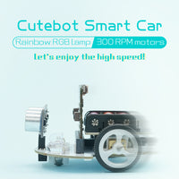 Smart CuteBot for micro:bit (without micro:bit board)