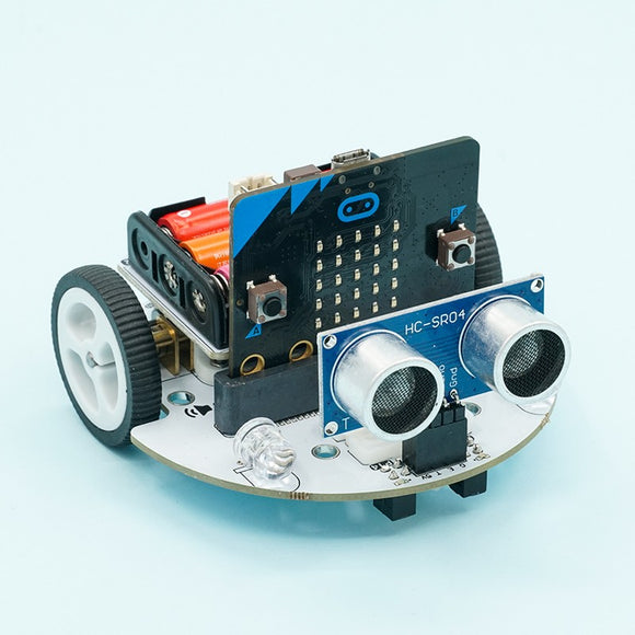 Smart CuteBot for micro:bit (without micro:bit board) - CLASSROOM eShop