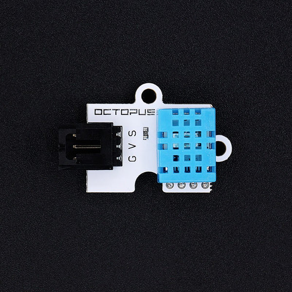 Octopus Temperature And Humidity Sensor