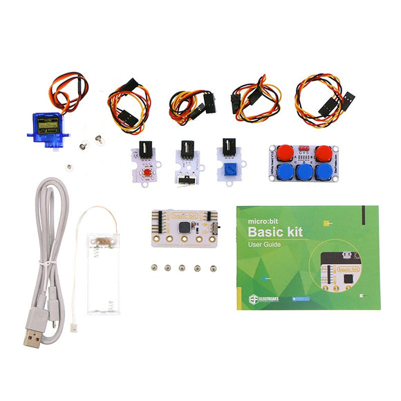 microbit basic kit(without micro:bit board) - CLASSROOM eShop