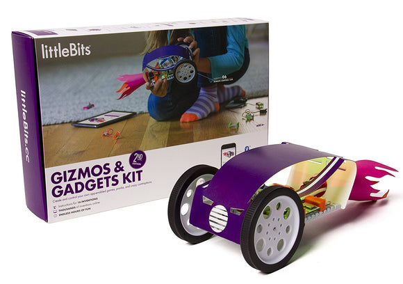 Littlebits Gizmo and Gadgets Kit, 2nd edition - CLASSROOM eShop