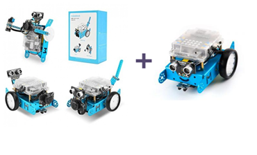 mBot v1.1 BT + Add-on Talkative Pet Pack