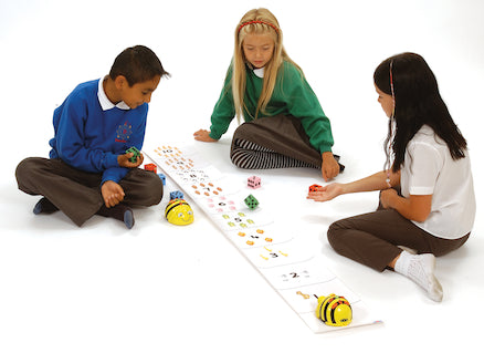 Bee-Bot® and Blue-Bot® Number Line Mat - CLASSROOM eShop