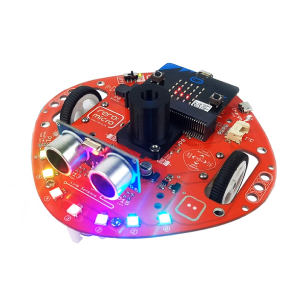rero:micro Coding Robot (without micro:bit)