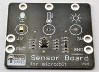 MonkMakes Sensor Board for micro:bit
