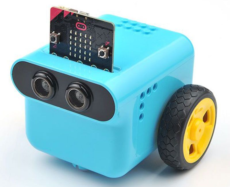 TPBot Car Kit :Smart Car Robot Kit for micro:bit (without micro:bit board)