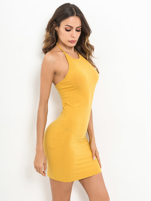 Amy Slim Fit Cami Dress