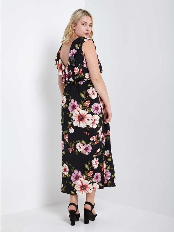 Marcy Floral Maxi Dress