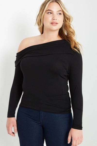 Allana One Shoulder Top