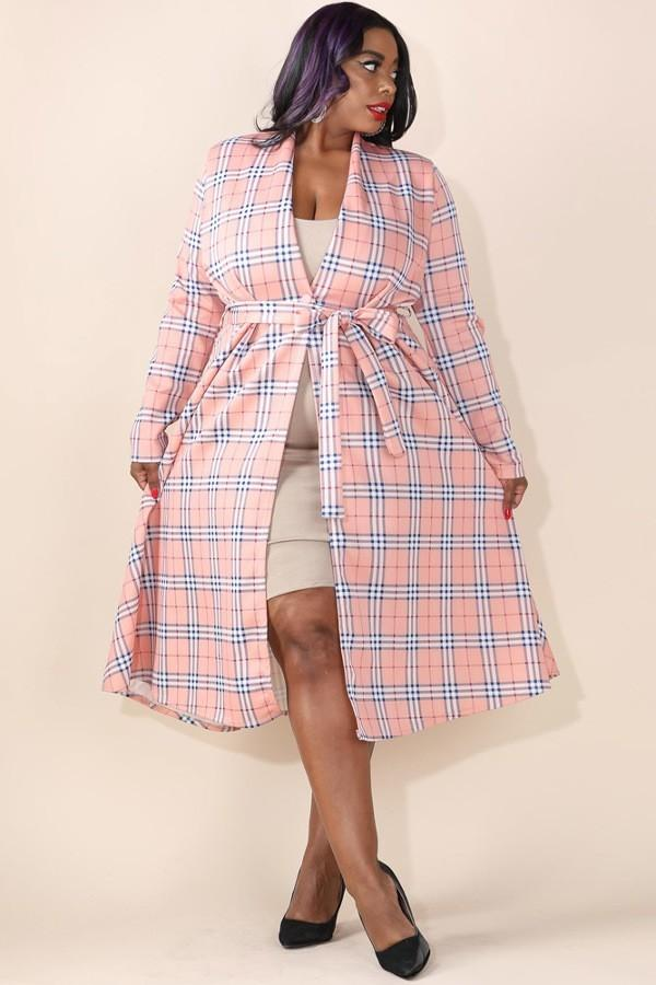 Zahara Trench Coat
