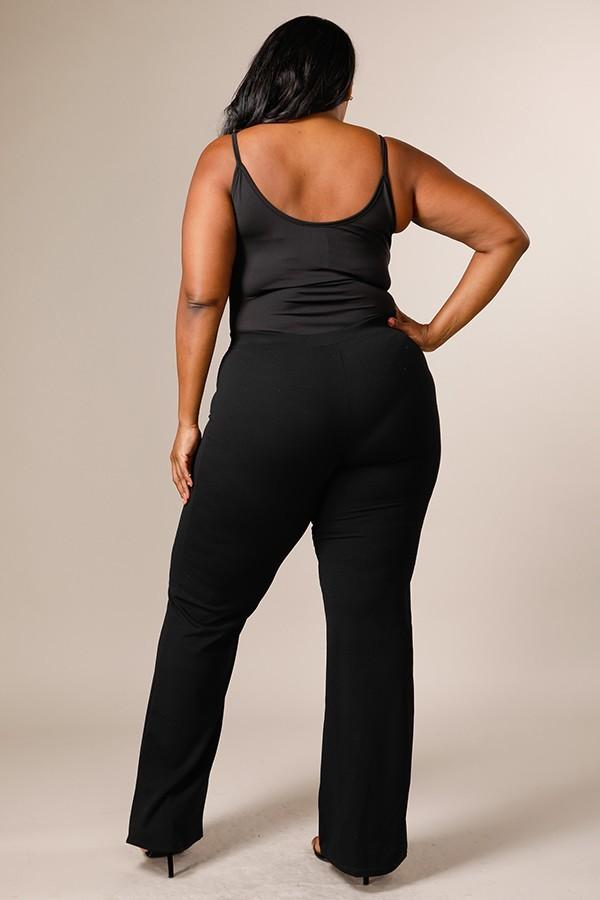 Aliyah Straight Leg Pants