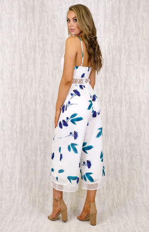 Gale Floral Jumpsuit