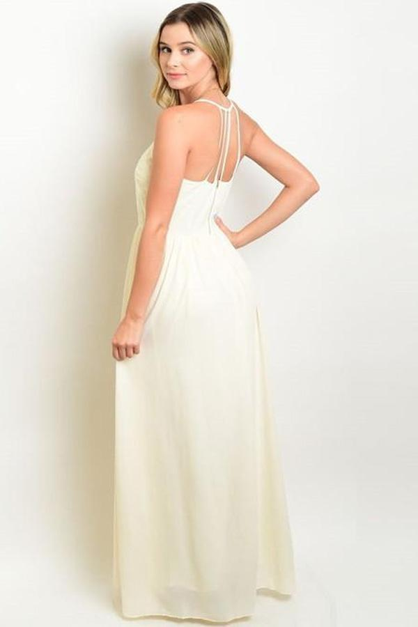 MISS IVORY QUEEN DRESS