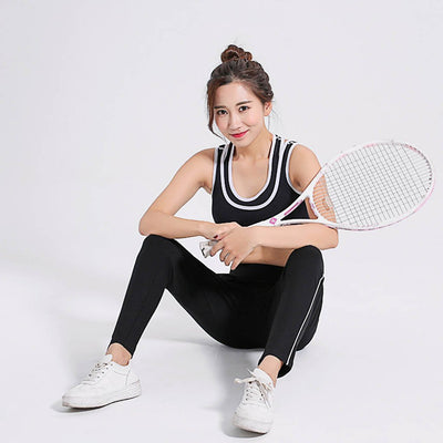 Medium Rise Slim Fit Sporty Plain Leggings