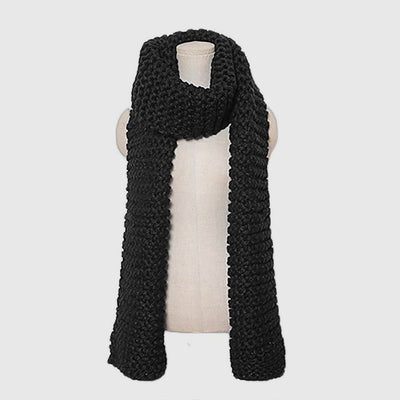 Cozy Plain Scarf