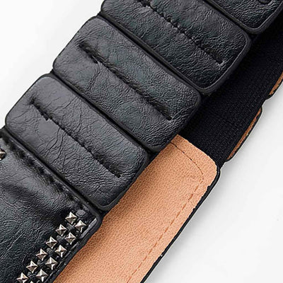 Studded Rocking Plain Belt