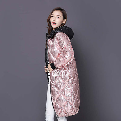 Long Sleeve Ruffles Modern Plain Coat