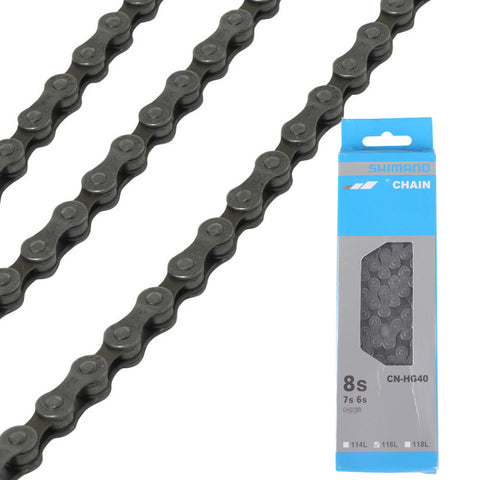 Shimano 8 Speed Chain HG40