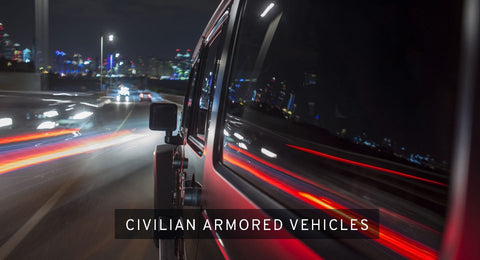 Kymeta KYWAY in Civilian Armored Vehicles