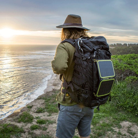 Venture 30 Power Bank and Nomad 7 Plus Solar Kit