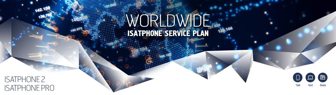 Inmarsat IsatPhone Global Service Plans