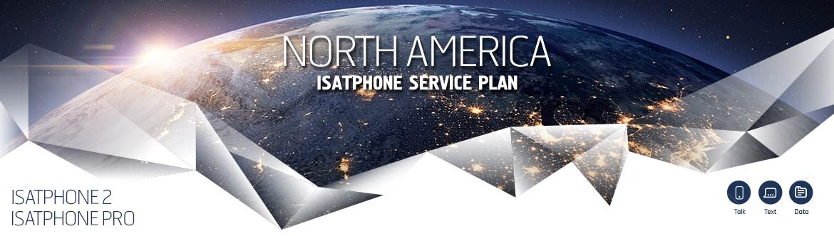 Inmarsat IsatPhone Satellite Phone North America Service Plan Details
