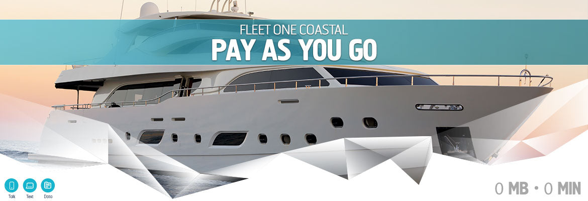 Inmarsat Sailor Fleet One Pay As You Go
