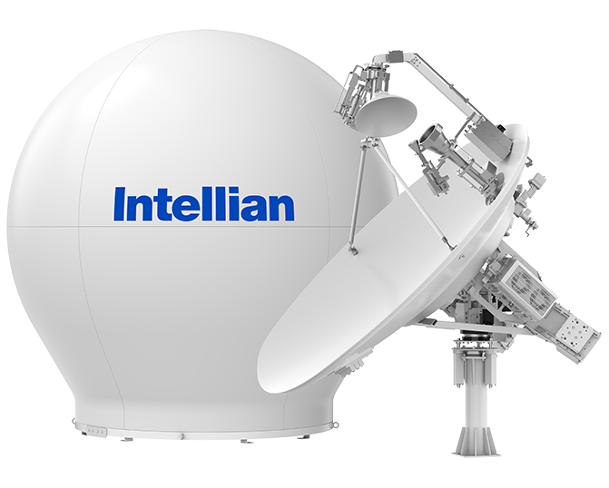 Intellian v240MT Satellite Communications System