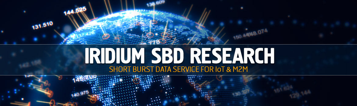 Iridium SBD Research Plan - Short Burst Data Service