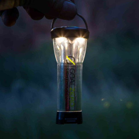 Goal Zero Lighthouse Micro USB Rechargeable Lantern