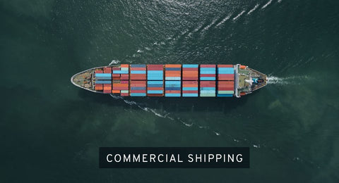 Kymeta KYWAY in Commercial Shipping