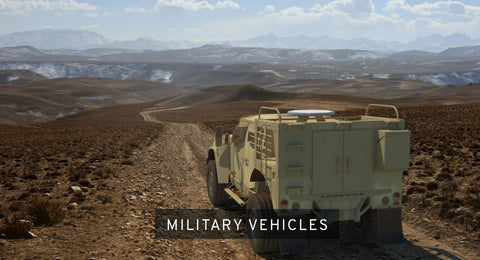 Kymeta KYWAY in Military Vehicles