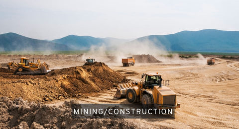 Kymeta KYWAY in Mining and Construction
