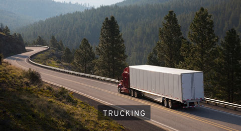 Kymeta KYWAY Changing the Trucking Industry