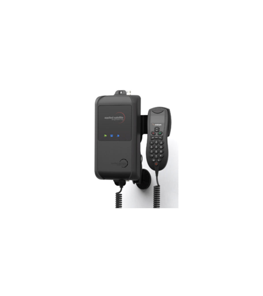 ASE-MC08G-H ComCenter II (w/GPS and Handset)