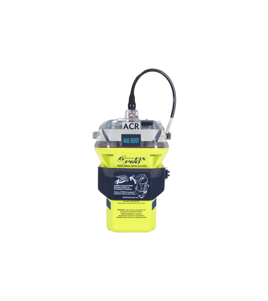GlobalFix iPro Emergency Beacon