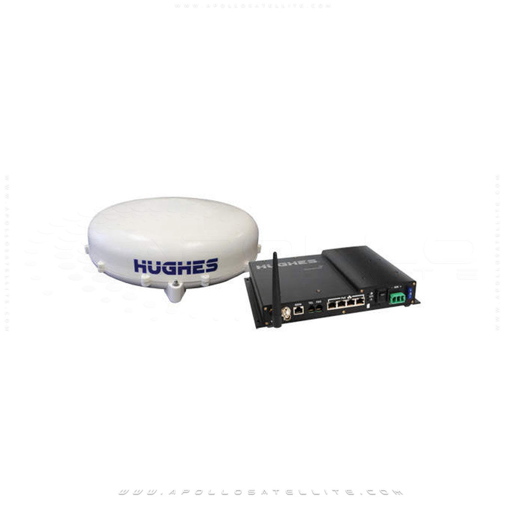 Hughes Mobile BGAN Unit (9450)