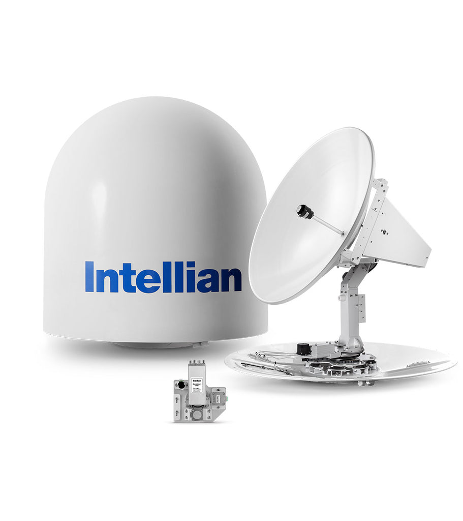 Intellian t100W/t100Q Satellite TV Intell-t100w