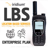 Iridium 9575 LBS Enterprise Plan