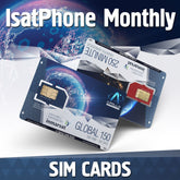 Inmarsat IsatPhone Monthly Service