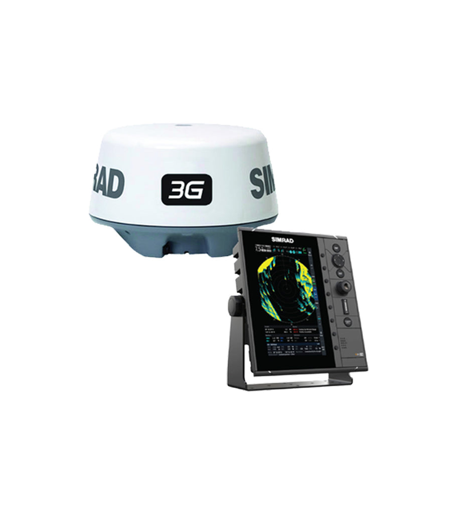 Simrad R2009 and 3G Radome Kit