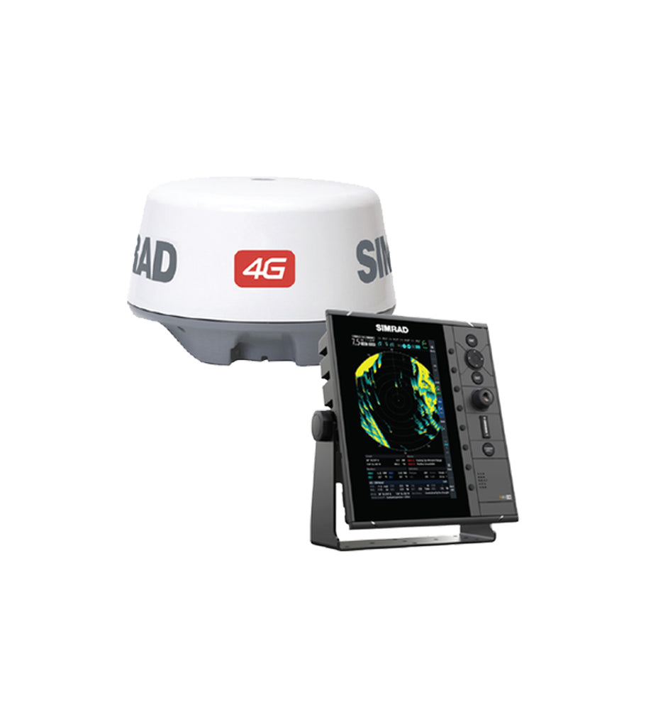 Simrad R2009 and 4G Radome Kit