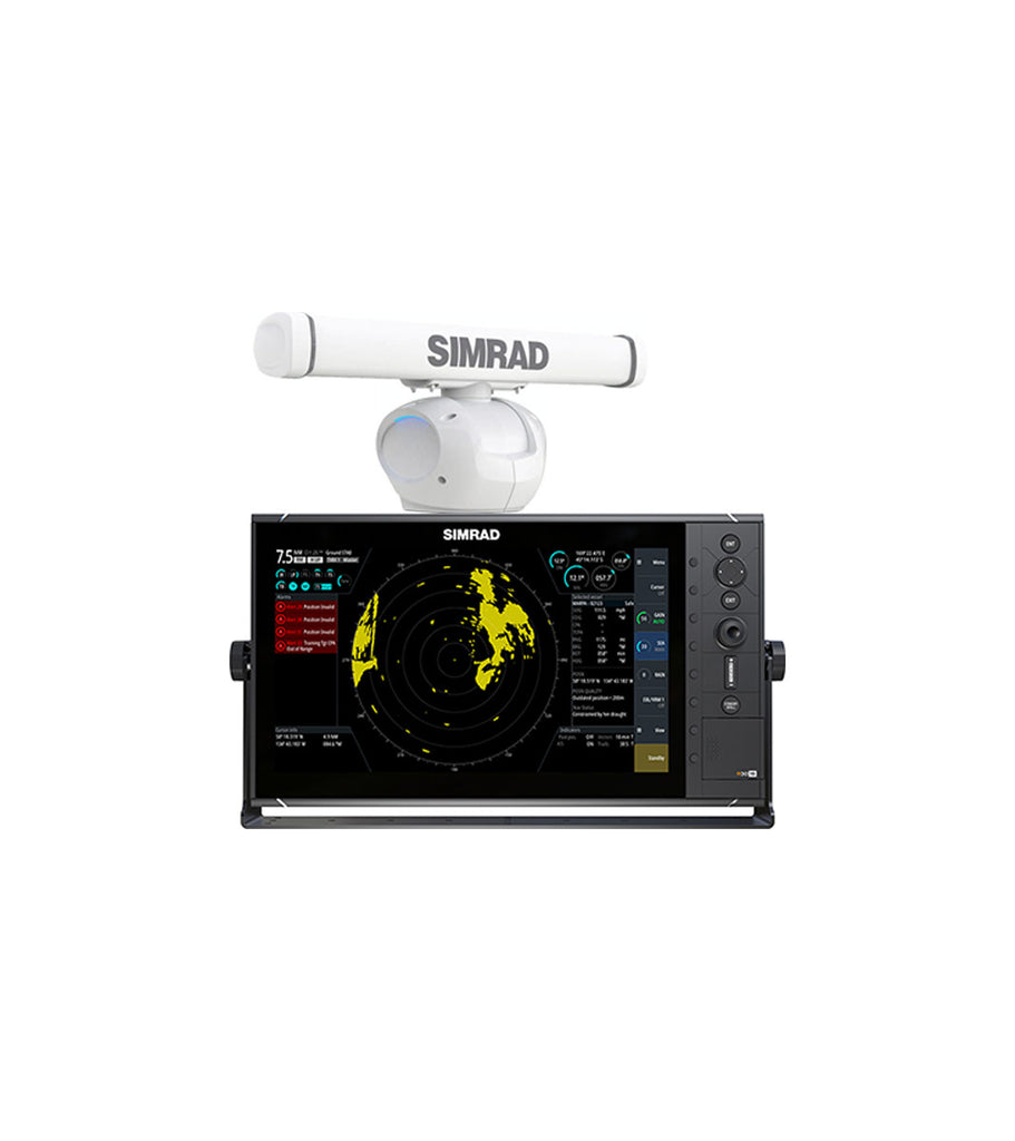 Simrad R3016 and HALO-3 Radar Kit