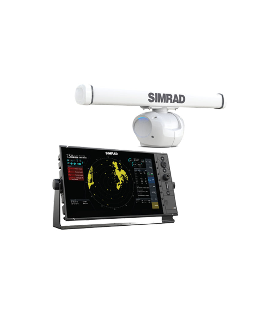Simrad R3016 and HALO-4 Radar Kit