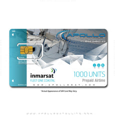 Inmarsat Fleet One Coastal Prepaid 1000 Unit